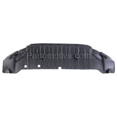 Aftermarket Replacement - ESS-1298 Front Engine Splash Shield Under Cover Guard Fits 11-13 Elantra Sedan HY1228166