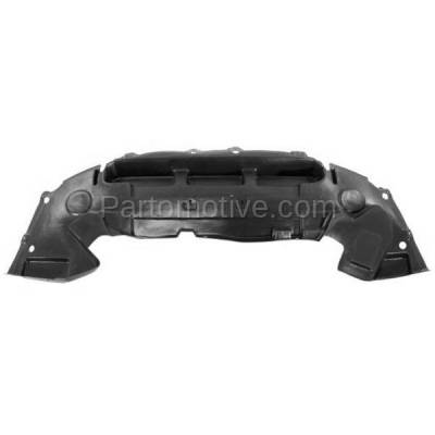Aftermarket Replacement - ESS-1202 06-11 DTS Front Engine Splash Shield Under Cover/Lower Air Deflector 15808709