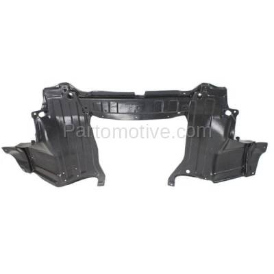 Aftermarket Replacement - ESS-1255 09-13 FIT Front Engine Splash Shield Under Cover Undercar HO1228125 74111TK6A00