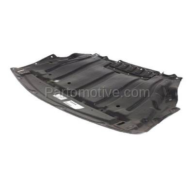 Aftermarket Replacement - ESS-1335 Engine Splash Shield Under Cover Lower Fits 06-07 M35 (AWD) IN1228118 75890EG300