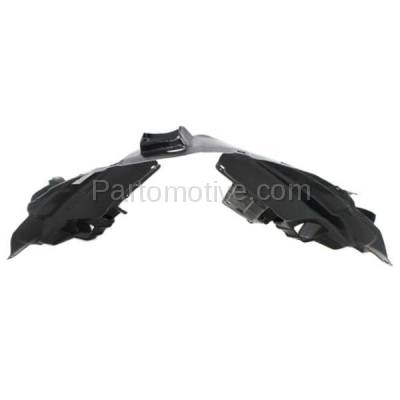 Aftermarket Replacement - ESS-1267 07-09 CRV Front Engine Splash Shield Under Cover Undercar HO1228106 74111SWAA00