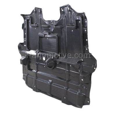 Aftermarket Replacement - ESS-1382 10-14 RX-350 Engine Splash Shield Under Cover Canada Built LX1228135 5141053111
