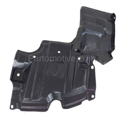 Aftermarket Replacement - ESS-1586R 12-15 Prius C Front Engine Splash Shield Under Cover Guard Right Side TO1228207