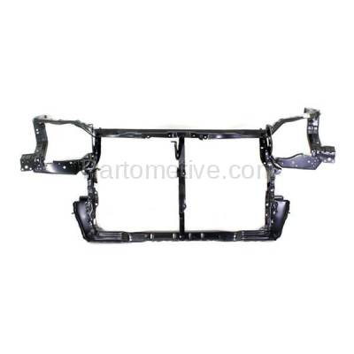 Aftermarket Replacement - RSP-1817 2009-2016 Toyota Venza (AWD, AWD V6, Base, LE, Limited, V6, XLE) Front Center Radiator Support Core Assembly Primed Steel