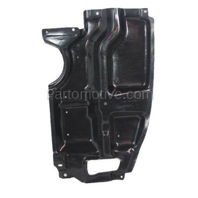 Aftermarket Replacement - ESS-1553R 05-10 tC Front Engine Splash Shield Under Cover Right Side SC1228100 5144121030