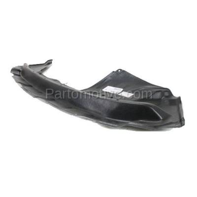 Aftermarket Replacement - ESS-1629 04 05 06 Sienna 3.3L Front Engine Splash Shield Under Cover TO1228145 5144108010