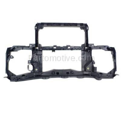 Aftermarket Replacement - RSP-1112 2008-2012 Jeep Liberty Sport Utility 4-Door (3.7 Liter V6 Engine) Front Center Radiator Support Core Assembly Primed Made of Plastic