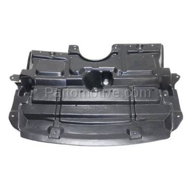 Aftermarket Replacement - ESS-1375 11-13 IS-250/350 AWD Front Engine Splash Shield Under Cover LX1228144 5141053130