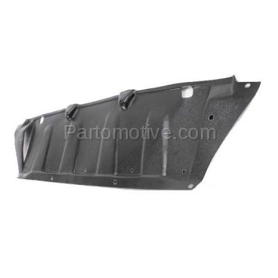 Aftermarket Replacement - ESS-1398 04-06 RX330 & 07-09 RX350 Front Engine Splash Shield Under Cover Guard LX1228125