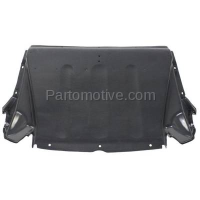Aftermarket Replacement - ESS-1079 01-06 M3 Coupe/Convertible Engine Splash Shield Under Cover Undercar 51717895091