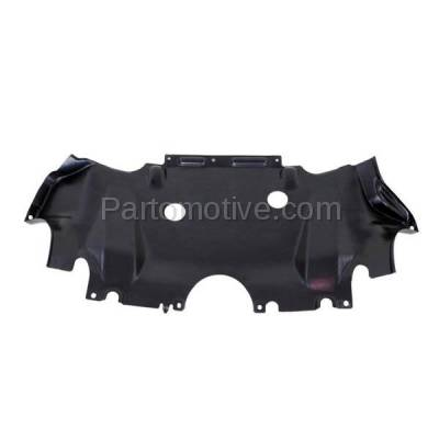 Aftermarket Replacement - ESS-1508 Front Lower Engine Splash Shield Under Cover Fits 96-04 Pathfinder/QX4 NI1228151