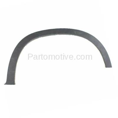 Aftermarket Replacement - FDF-1009L 07-13 X5 Front Fender Flare Wheel Opening Molding Trim Arch Left Driver Side NEW