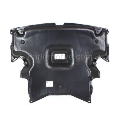 Aftermarket Replacement - ESS-1470 01-07 C-Class Front Engine Splash Shield Under Cover Guard MB1228106 2035243230