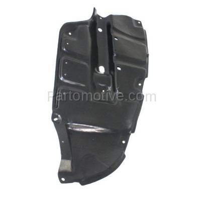 Aftermarket Replacement - ESS-1621L 04-08 Solara Front Engine Splash Shield Under Cover Guard Driver Side TO1228127