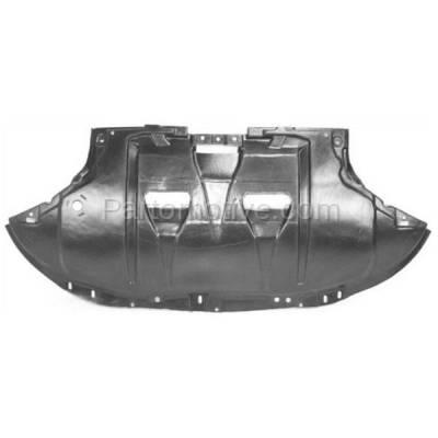 Aftermarket Replacement - ESS-1034 03-09 A4 Engine Splash Shield Under Cover Front Undercar AU1228102 8E0863821AL