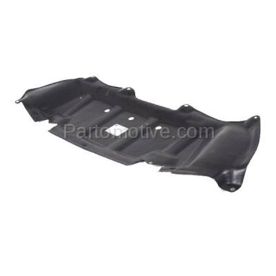 Aftermarket Replacement - ESS-1627 09-14 Matrix Front Engine Splash Shield Under Cover Guard TO1228155 5145102050