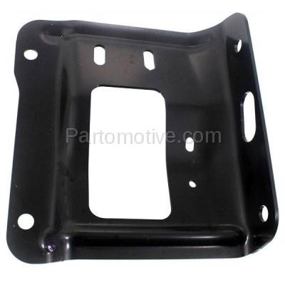 Aftermarket Replacement - BBK-1155R 2011-2016 Ford F250/F350/F450/F550 Super Duty Pickup Truck Front Bumper Face Bar Retainer Mounting Plate Bracket Right Passenger Side