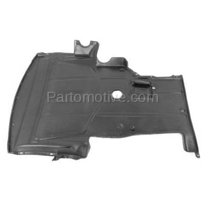 Aftermarket Replacement - ESS-1083 99-05 3-Series Sedan Front Engine Splash Shield Under Cover Undercar 51718193818