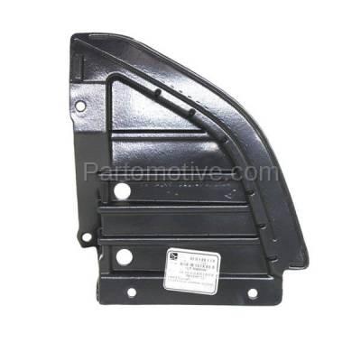 Aftermarket Replacement - ESS-1490R 02-07 Lancer Front Engine Splash Shield Under Cover Undercar Right Side MR557680