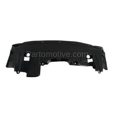 Aftermarket Replacement - ESS-1517 Engine Splash Shield Under Cover Undercar Fits 09-13 Altima NI1228139 75890ZX00A