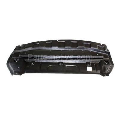 Aftermarket Replacement - ESS-1522 Front Engine Splash Shield Under Cover For 07-12 Sentra 2.0 NI1228109 75892ET000