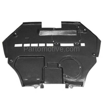 Aftermarket Replacement - ESS-1146 Fusion, Milan, MKZ 2.5L Engine Splash Shield Under Cover FO1228112 9E5Z5410494A