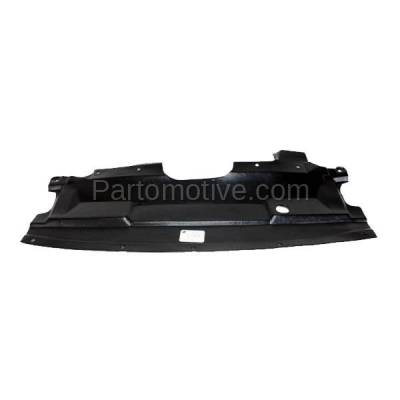 Aftermarket Replacement - ESS-1523 Front Engine Splash Shield Under Cover For 02-06 Altima, 04-08 Maxima 758907Y000