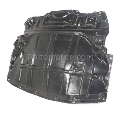 Aftermarket Replacement - ESS-1336 2007-2013 Infiniti G25, G35, G37, EX35, EX37 & 2014-2017 QX50 & 2014 Q40 & 2014-2015 Q60 (RWD) Front Upper Engine Splash Shield