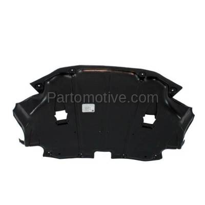 Aftermarket Replacement - ESS-1444 07-14 S-Class Engine Splash Shield Under Cover Center Guard MB1228151 2215244130