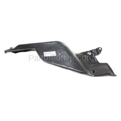 Aftermarket Replacement - ESS-1562R 08-11 Impreza Front Engine Splash Shield Under Cover Guard Right Side SU1228101