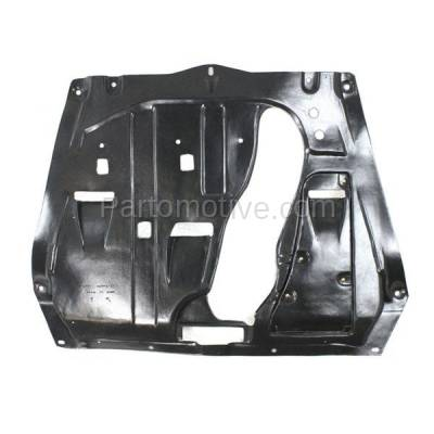 Aftermarket Replacement - ESS-1399 04-06 RX-330 Center Engine Splash Shield Under Cover Guard LX1228124 514400E010