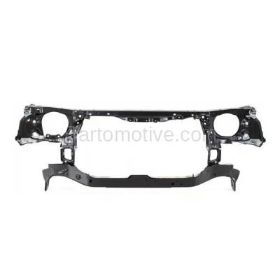 Aftermarket Replacement - RSP-1751 1998-2000 Toyota Corolla (CE, LE, VE) Sedan 4-Door (1.8 Liter Engine) Front Center Radiator Support Core Assembly Primed Steel