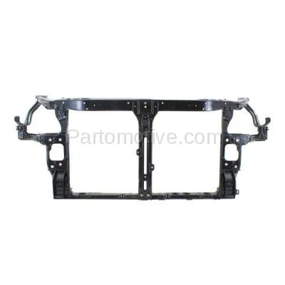 Aftermarket Replacement - RSP-1412 2011-2014 Hyundai Sonata (GL, GLS, Limited, SE) Sedan 4-Door (2.4 Liter Engine) Front Center Radiator Support Core Assembly Plastic
