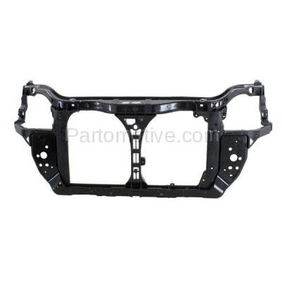 Aftermarket Replacement - RSP-1436 2006-2011 Kia Rio & Rio5 (Hatchback & Sedan) (1.6 Liter Engine) Front Center Radiator Support Core Assembly Primed Made of Steel
