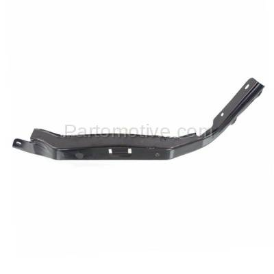 Aftermarket Replacement - BBK-1582R 2006-2009 Toyota 4Runner Front Bumper Cover Face Bar Retainer Mounting Brace Reinforcement Bracket Made of Steel Right Passenger Side