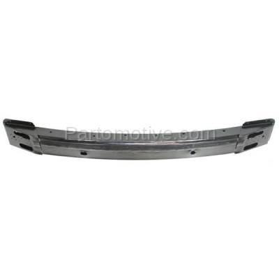 Aftermarket Replacement - BRF-1819F 2007-2011 Toyota Camry (USA Built) & 2009-2016 Toyota Venza (2.4 & 2.5 & 2.7 & 3.5 Liter) Front Bumper Impact Bar Crossmember Reinforcement Steel