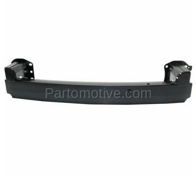 Aftermarket Replacement - BRF-1090F 2007-2012 Dodge Caliber (Modesl without Tow Bracket) Front Bumper Impact Bar Crossmember Reinforcement Primed Made of Steel