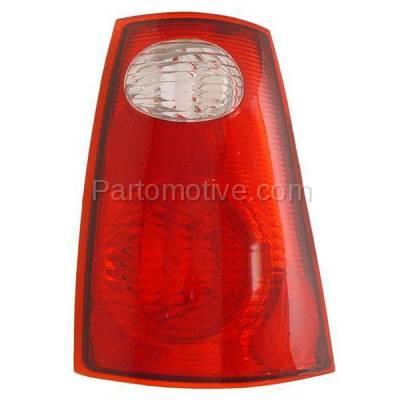 Aftermarket Auto Parts - TLT-1049RC CAPA 01-05 Explorer Sport Trac Taillight Taillamp Brake Light Passenger Side RH