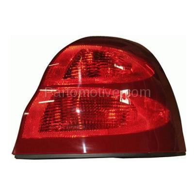Aftermarket Auto Parts - TLT-1149RC CAPA 04-08 Grand Prix Taillight Taillamp Rear Brake Light Lamp Passenger Side R