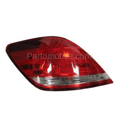 Aftermarket Auto Parts - TLT-1284LC CAPA 05-07 Avalon Taillight Taillamp Rear Brake Outer Light Lamp Driver Side LH