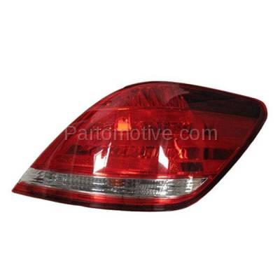 Aftermarket Auto Parts - TLT-1284RC CAPA 05-07 Avalon Taillight Taillamp Rear Brake Outer Light Lamp Passenger Side