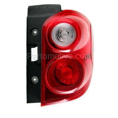 Aftermarket Auto Parts - TLT-1609RC CAPA 10-13 Equinox Taillight Taillamp Rear Brake Light Lamp Passenger Side RH R