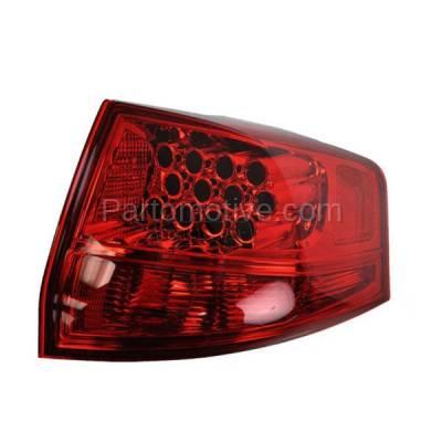 Aftermarket Auto Parts - TLT-1639RC CAPA 07-12 Acura MDX Taillight Taillamp Rear Brake Light Lamp Passenger Side RH
