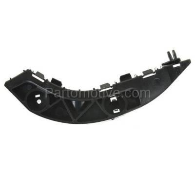 Aftermarket Replacement - BFL-1064FL 06-11 Civic Sedan Front Bumper Face Bar Filler Retainer Trim Left Driver Side LH