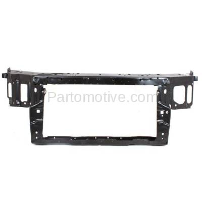 Aftermarket Replacement - RSP-1270 2006-2011 Chevrolet Impala & 2006-2007 Chevy Monte Carlo (Coupe & Sedan) Front Center Radiator Support Core Assembly Primed Steel