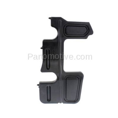Aftermarket Replacement - RSP-1747R 2014-2016 Toyota Corolla (1.8 Liter Engine) Front Outer Radiator Support Side Air Deflector Bracket Panel Primed Plastic Right Passenger Side
