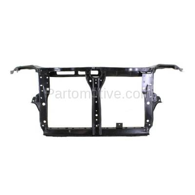 Aftermarket Replacement - RSP-1673 2009-2013 Subaru Forester X & XT (Wagon 4-Door) 2.5L Front Center Radiator Support Core Assembly Primed Made of Steel
