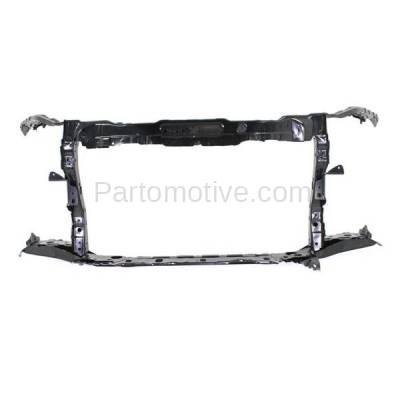 Aftermarket Replacement - RSP-1371 2010-2014 Honda Insight (Base, EX, LX) Hatchback 4-Door (1.3 Liter Electric/Gas Engine) Front Center Radiator Support Assembly Primed Steel