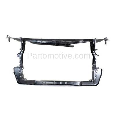 Aftermarket Replacement - RSP-1735 2007-2011 Toyota Camry (Base, CE, LE, SE, XLE) Sedan (Except Hybrid) Front Center Radiator Support Core Assembly Primed Steel