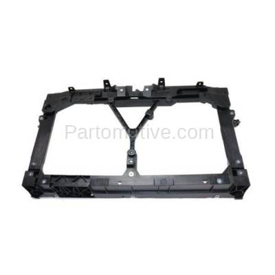 Aftermarket Replacement - RSP-1491 2013-2017 Mazda 5 (Grand Touring, GS, GT, Sport, Touring) 2.5L (Passenger Van) Front Center Radiator Support Core Assembly Plastic